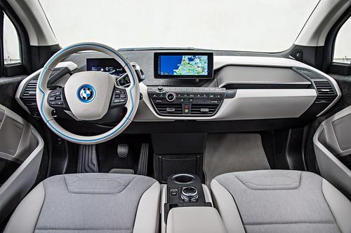 BMW i3 - First Drive Photo