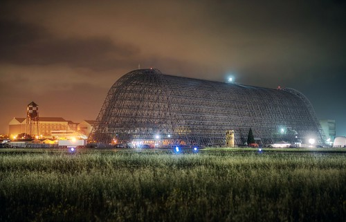hdr 3xp nex6 photomatix california sanfranciscobay hangarone cloud cloudy night sky sel50f18 outdoor raw mountainview moffettfield moffettfederalairfield nasaames nasaamesresearchcenter nasa skeleton structure abandoned building architecture watertower fav200 siliconvalley