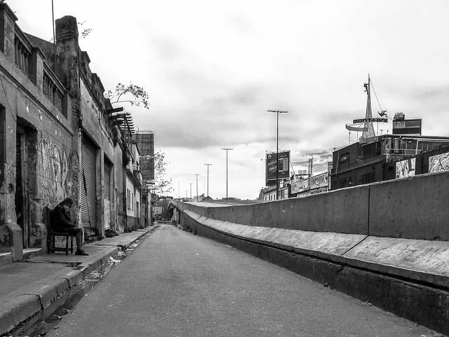 The Alley of the Broken Dreams