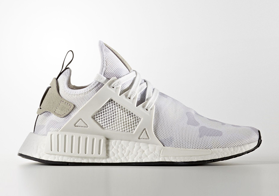 "Adidas NMD XR1 ""DUCK CAMO"" White 