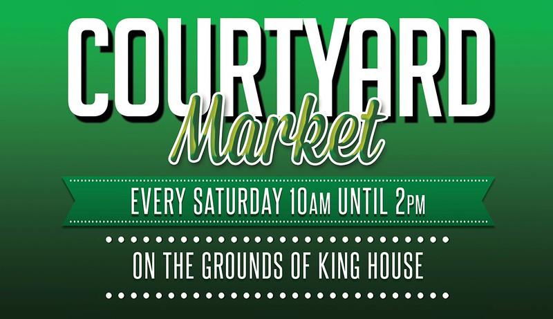 Courtyard Market- Boyle