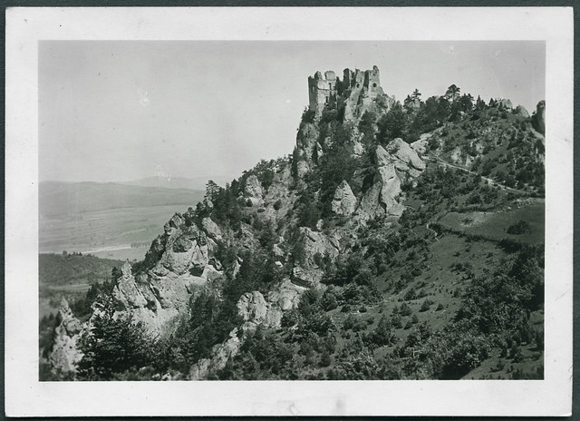 Archiv H502 Súľov Rocks, Sudetenland und Slowakei (Tatra und Beskiden), 1930er