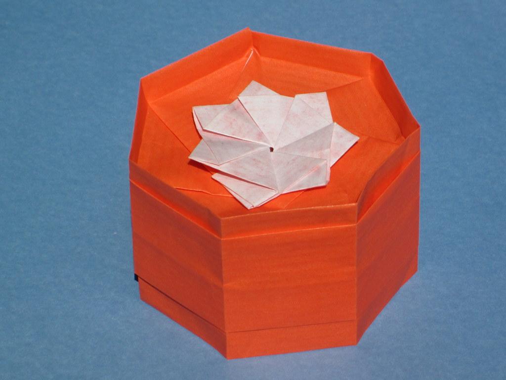 Shumakov's Hourglass Cap (turned box)