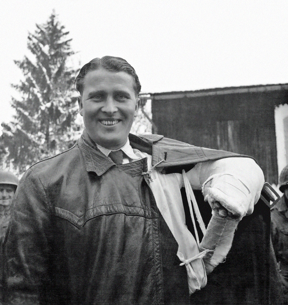 Wernher Von Braun V 2 Inventor Caught In Austrian Alps