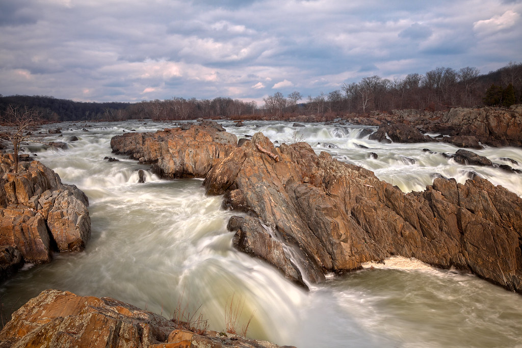 Great Falls - HDR