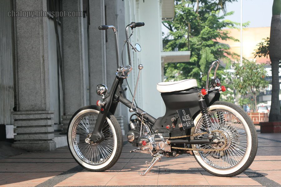 Spiros Litsas Motorcycle Restoration