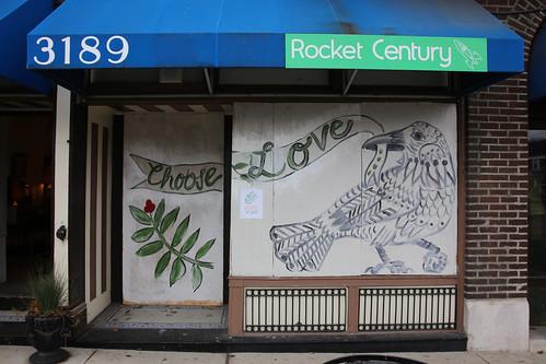 Choose Love at Rocket Century | by pasa47
