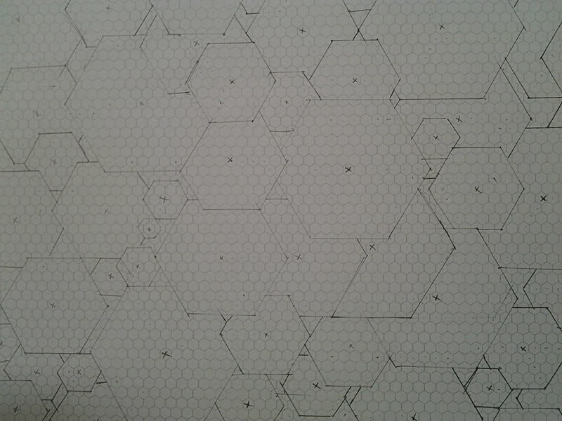 hexagon planning