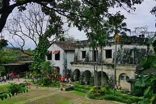 Cebu | Fort San Pedro | by travel oriented