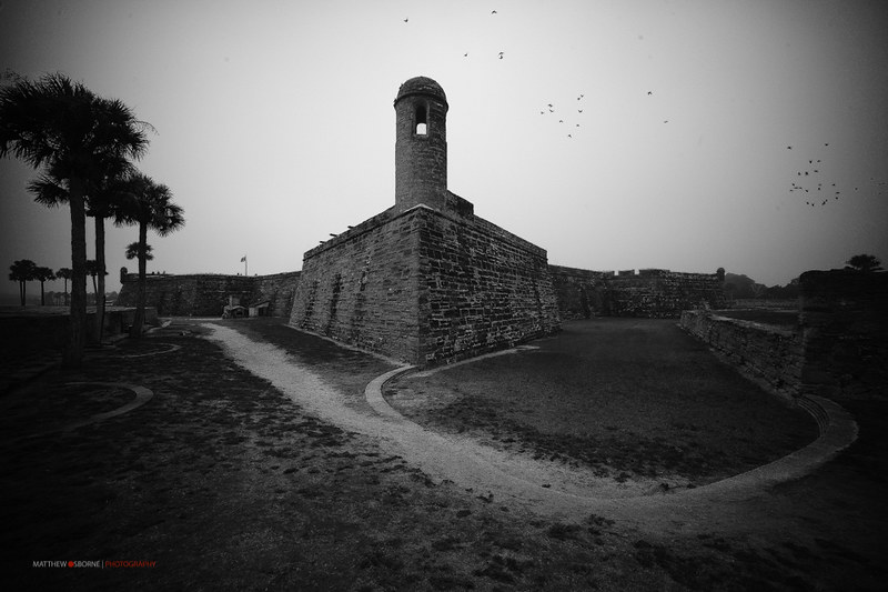 Saint Augstine Fort