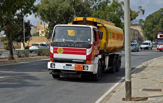 Leyland Constructor FSL Fuel Supplies Tanker