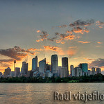 sydney-CBD-Sunset