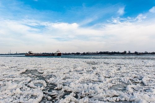 coastguard ice ship freighter arthurmanderson