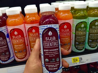 Suja Essentials Organic Fruit and Vegetable Juice | by JeepersMedia