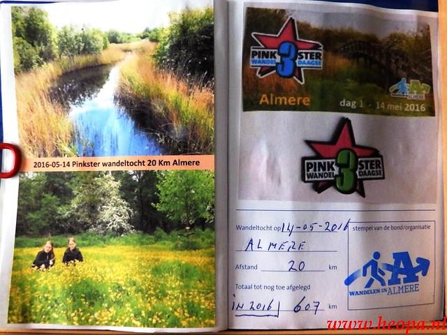 2016-05-14        Pinkster-           wandeltocht        20 Km (111)