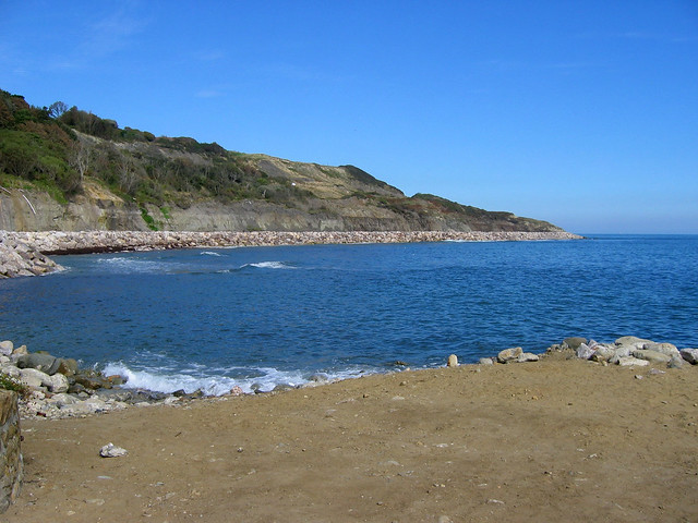Reeth Bay, Isle of Wight