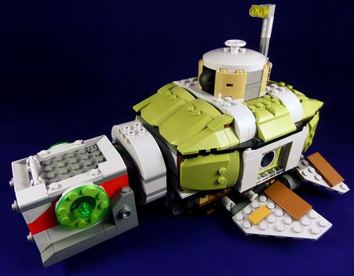 LEGO TMNT T-Sub