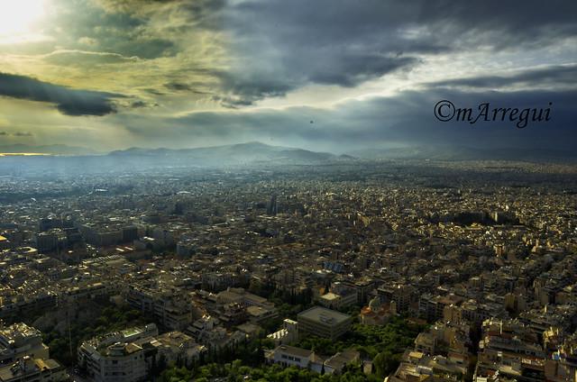 Atenas desde Kolonaki