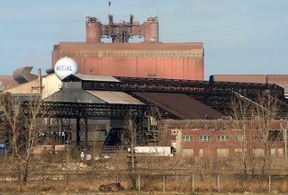 ArcelorMittal Indiana Harbor steel mill   by repowers