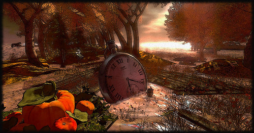 Autumn [Imagination] - November 2014 | by inarapey