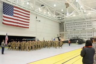 1-52nd AVN Final Welcome back from Afghanistan Nov.2014 | by U.S. Army Alaska