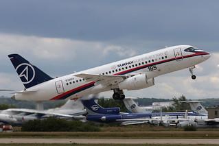 97003. Sukhoi 100. UUBW.