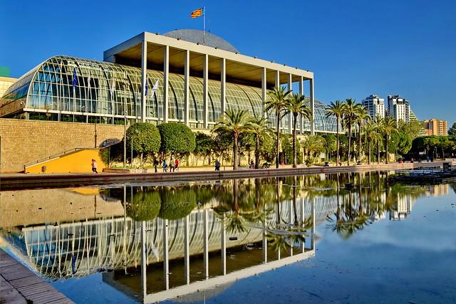 VLC Palau de la Música by Norman Foster