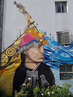 Street Art in Valdivia, Los Ríos, Chile | by blueskylimit