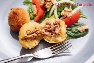 Patatas rellenas | by Corazón de Caramelo