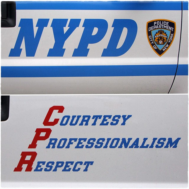 NYPD-CPR