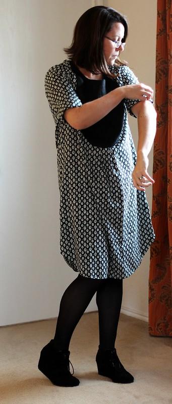 dec 21 merchant and mills gauze dress shirt sleeve adjust