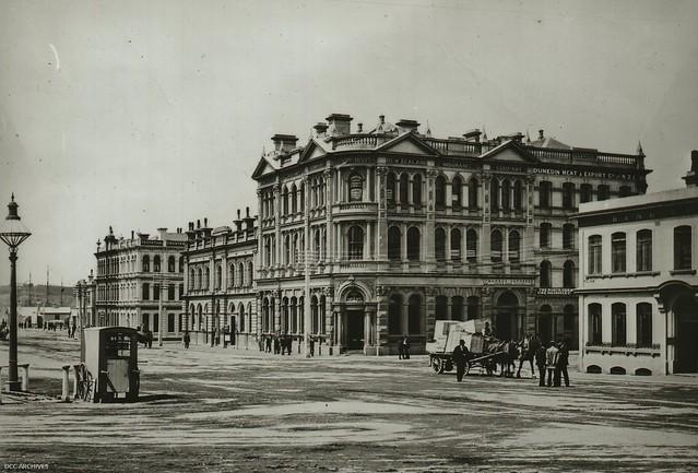 Lower Rattray Street - Before Street Improvements