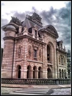 Lille La Porte De Paris La Porte De Paris à Lille Nord Flickr