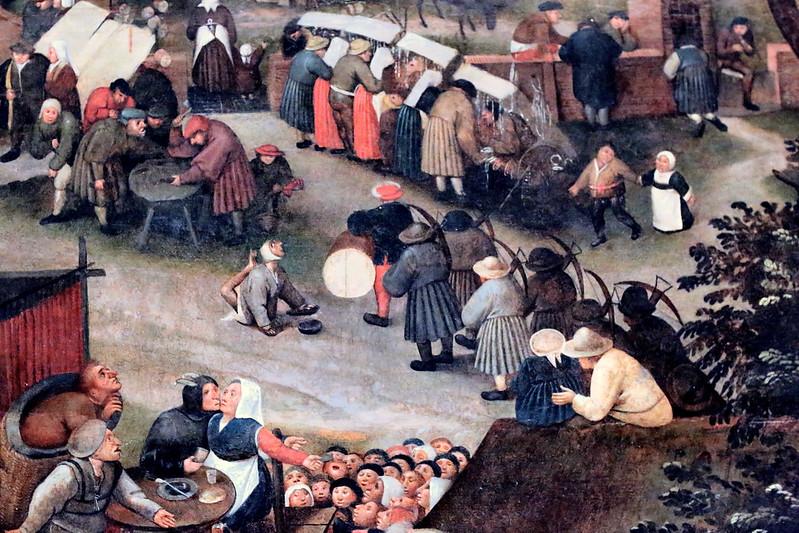 IMG_2527O Pieter Brueghel II 1565 1638. Antwerp.