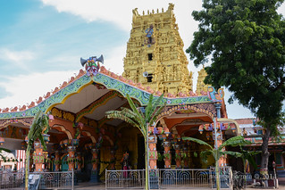 Jaffna.  Miralliammar Kovil.