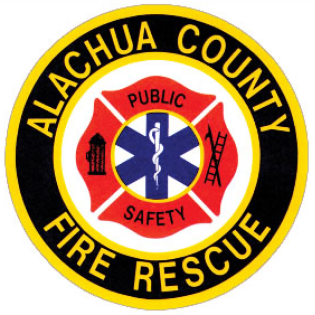 Alachua County Fire Rescue logo