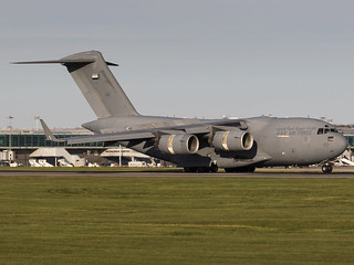 United Arab Emirates Air Force | Boeing C-17A Globemaster III | 1224 | by MTV Aviation Photography