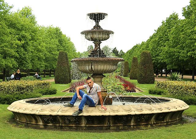 i love london amazing regent park garden אסף הניגסברג  assaf henigsberg famous sits beautiful gardens