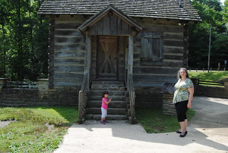 McHargue's Mill, London, Kentucky