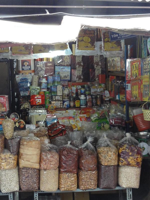 Ho Chi Minh: marché