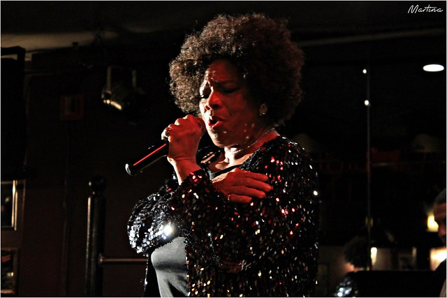 Cotton Club show, Harlem.