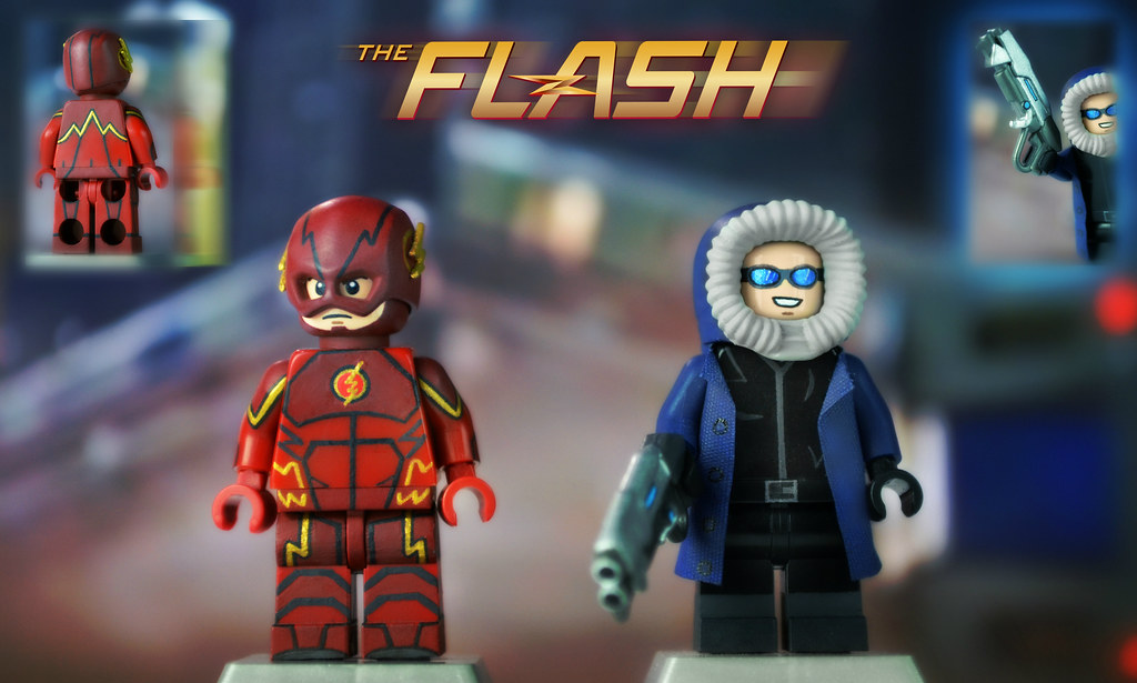 Lego Cw The Flash Captain Cold Sorry For This One Bein Flickr