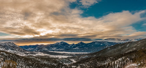 RMNP Sunrise | by MountainDog