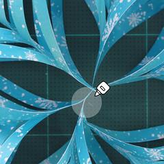 วิธีทำดาวกระดาษรุปเกล็ดหิมะ สำหรับแต่งบ้าน ช่วงเทศกาลต่างๆ (Paper Snowflake DIY) 018
