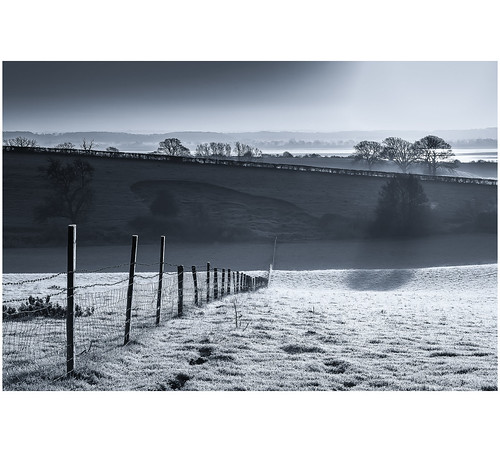morning blue winter light shadow england sky sun cold ice nature colors monochrome beautiful grass rural canon landscape landscapes countryside frost view dean perspectives peaceful gloucestershire rays 6d canonef2470mmf4lisusm canon6d ericgoncalves