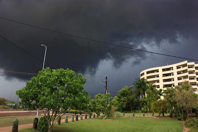 Storm, Gilruth Ave, The Gardens, Darwin