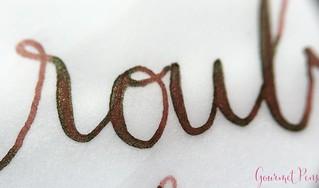 Ink Shot Review J. Herbin 1670 Caroube de Chypre @BureauDirect3748_WM | by GourmetPens