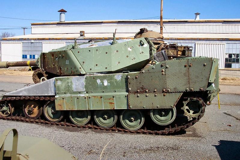 XM-8 Armored Gun System 2