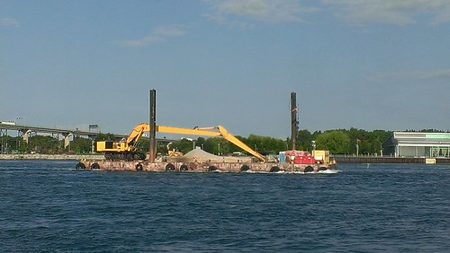 Port Huron, Michigan - Barge | by Darrell Harden