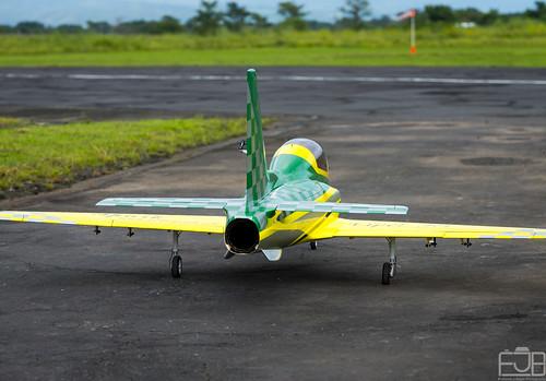 Viper Jet Green Evento 3D y Jets Sobre Guatemala